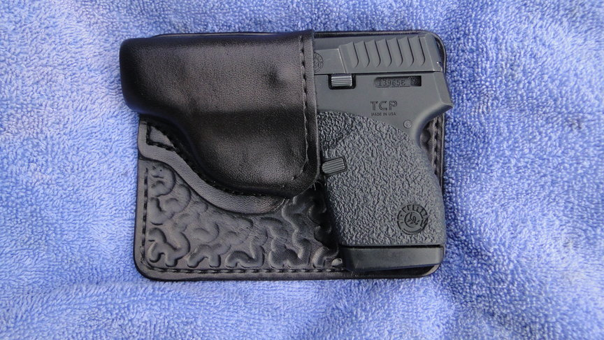 Taurus Tcp 380 Wallet Holster - Wallet Design