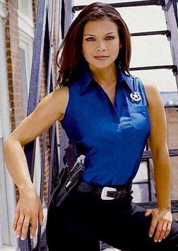 Sexy female cops
