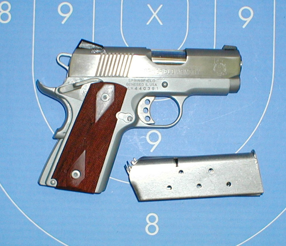 New Springfield 911 380 Micro 1911 - Page 3