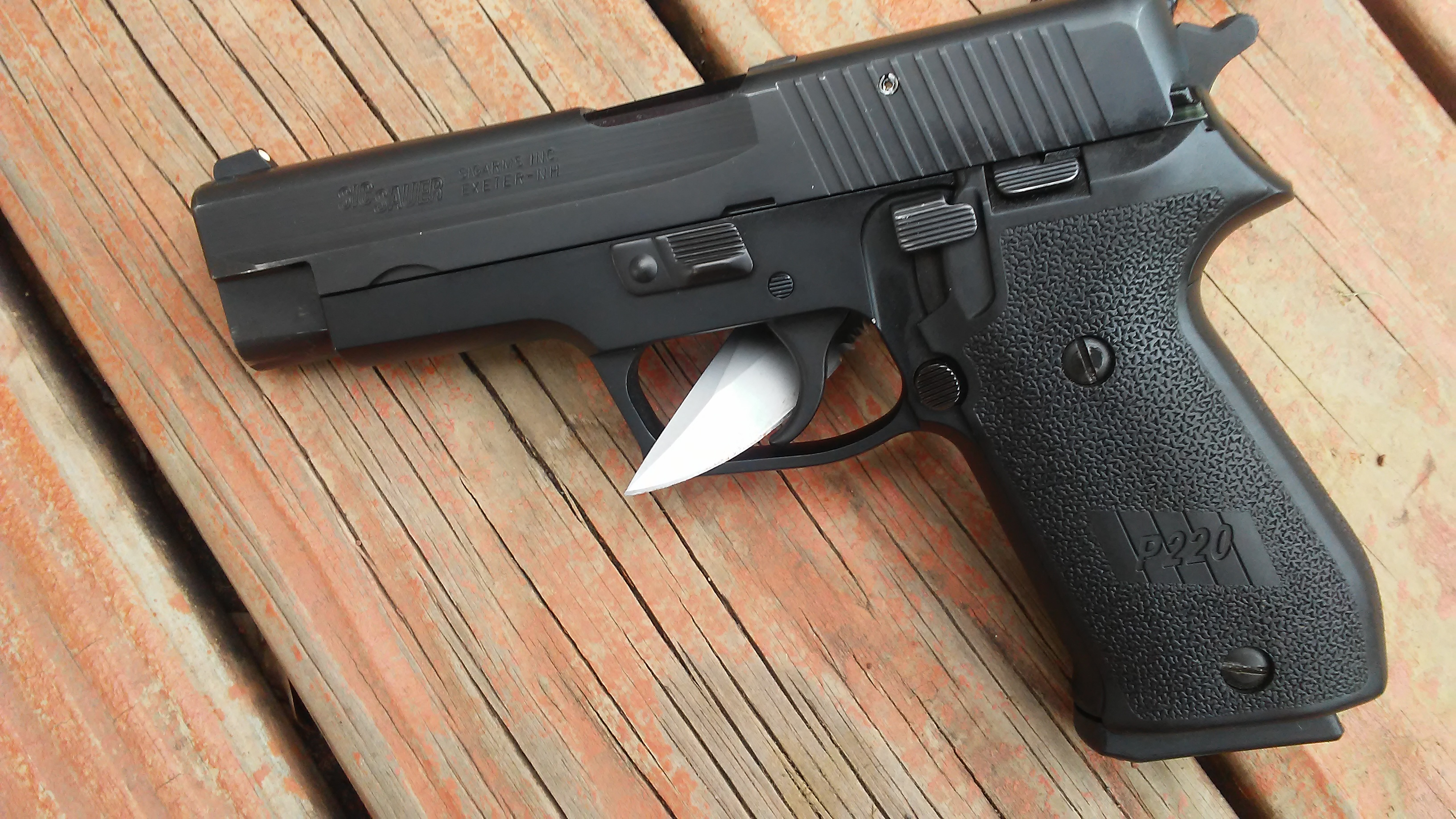 Name:  Sig Arms P220.jpg