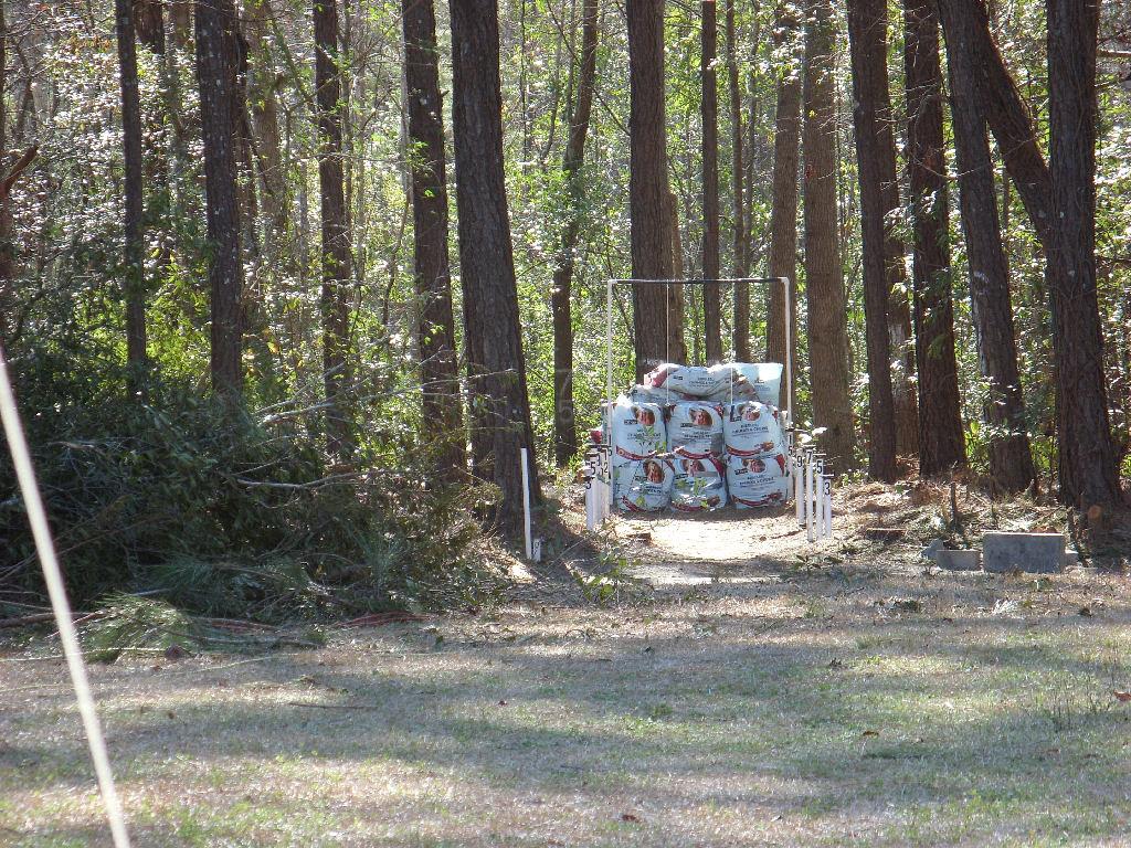 extended my backyard range