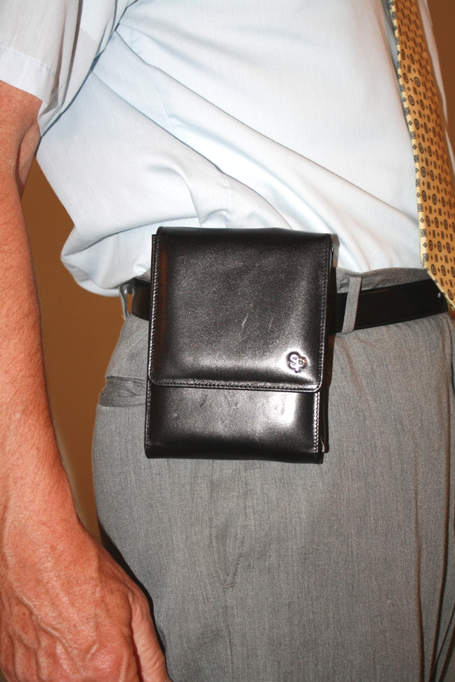 Leather Phone Case >> Best Conceal Carry Holster - I have found it.