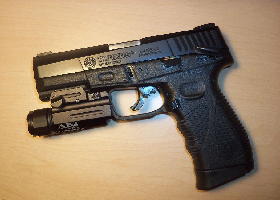 Let's see those handgun tactical lights! - Page 3