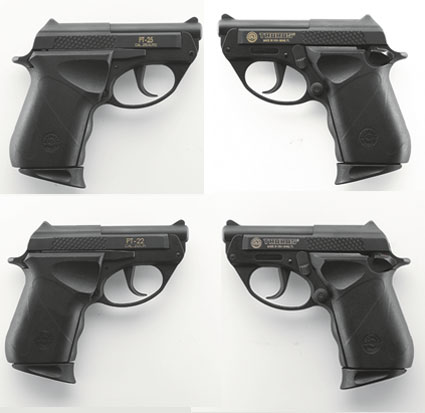 taurus pt 22 poly pistol