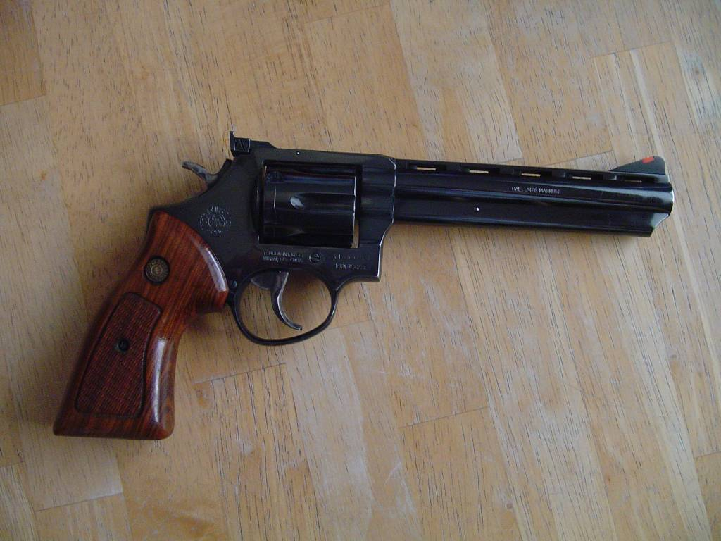 The older taurus and rossi revolver thread  Show us your 90's or