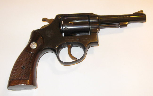Taurus Serial Number Lookup >> Year Of Manufacture Of My Model 80 Revolver
