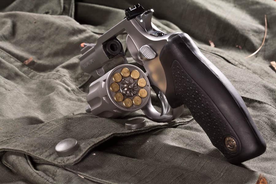 22lr revolver snubbie