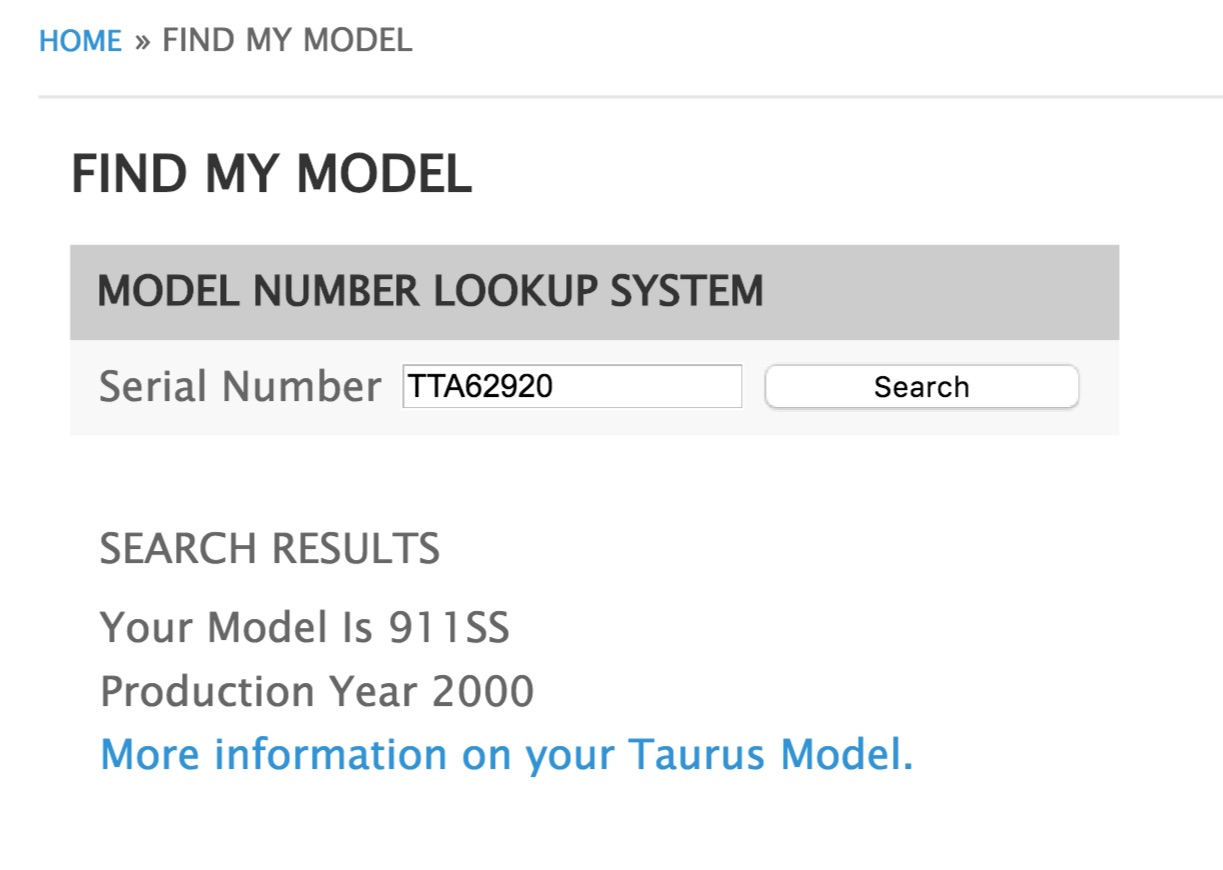 Taurus Serial Number Lookup >> Stainless 1911ss 9mm At Lgs Should I Buy