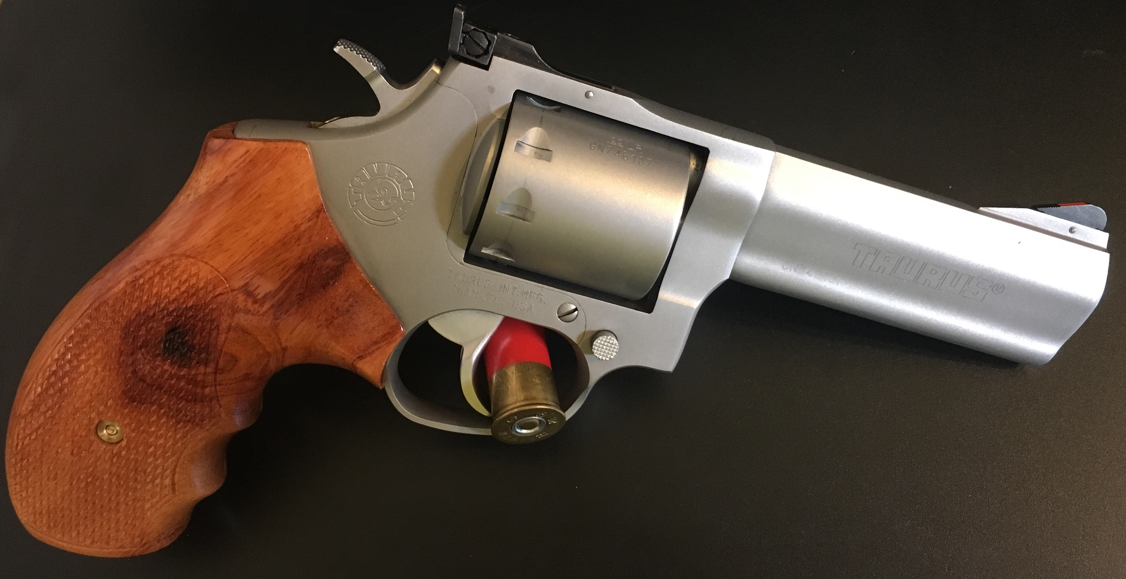 Show Us Your Taurus Revolvers - Page 177