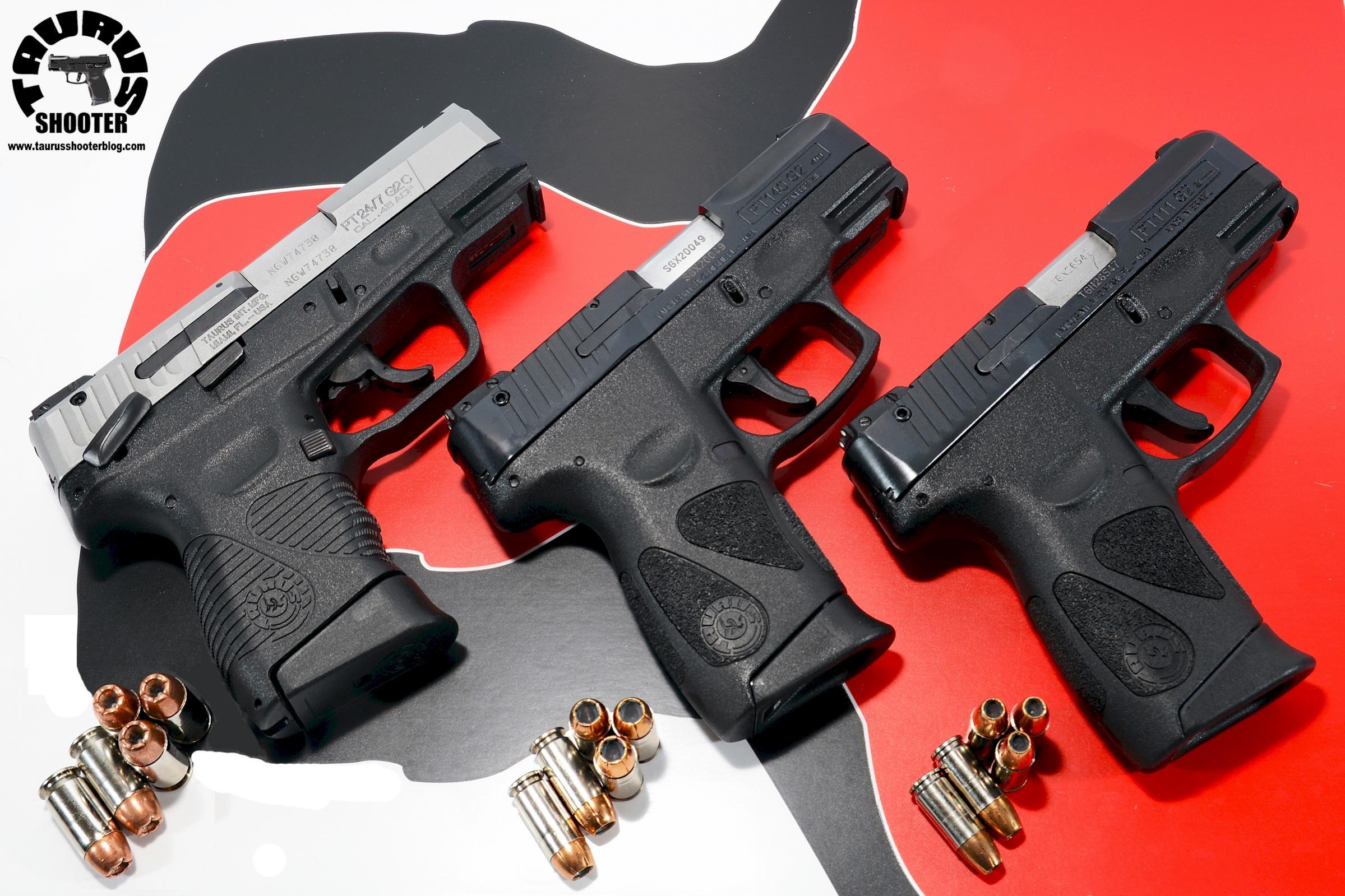 Taurus PT24/7 G2 45ACP Compact Pistol Range Report