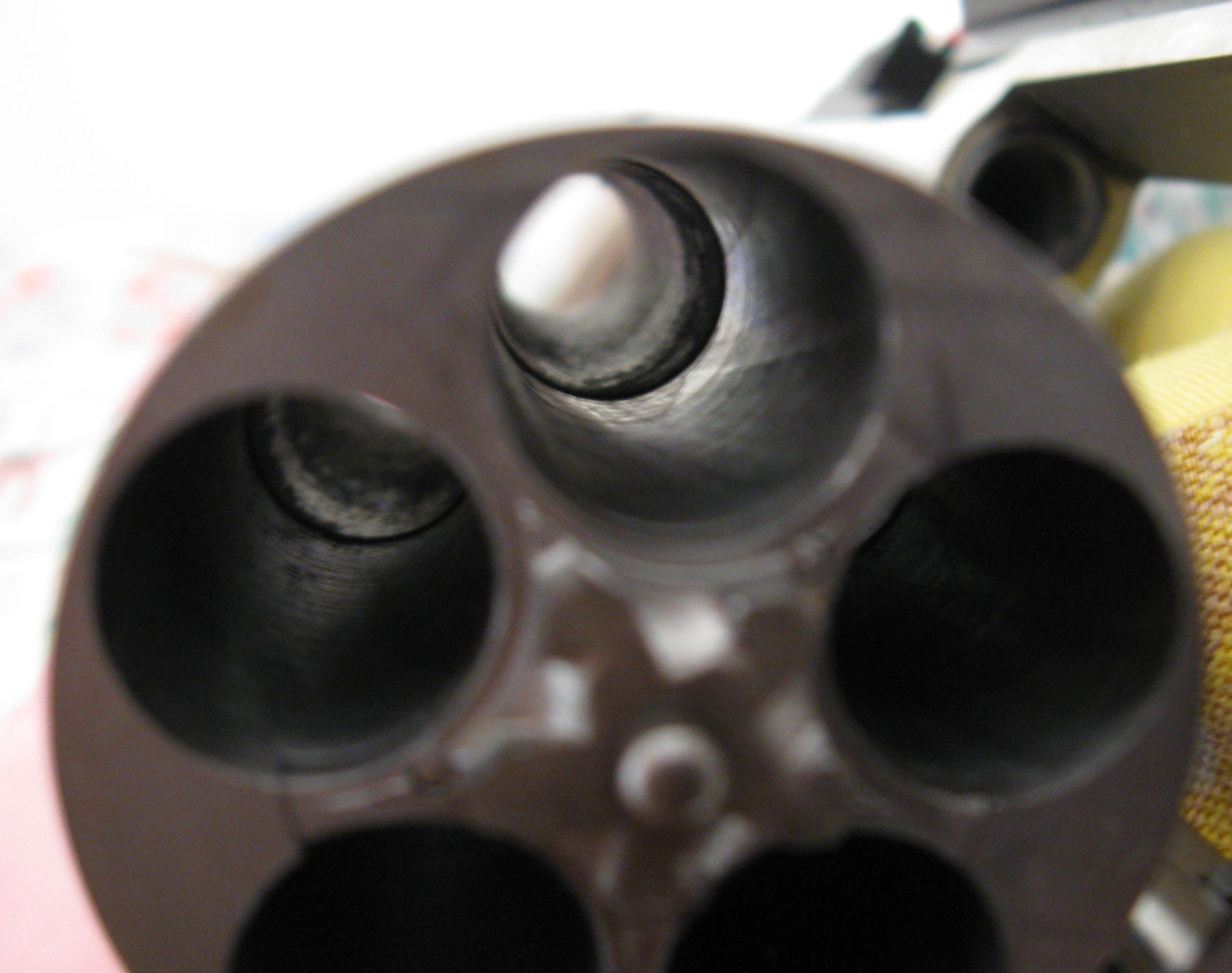 cylinder choke 410 shotshell fit issues