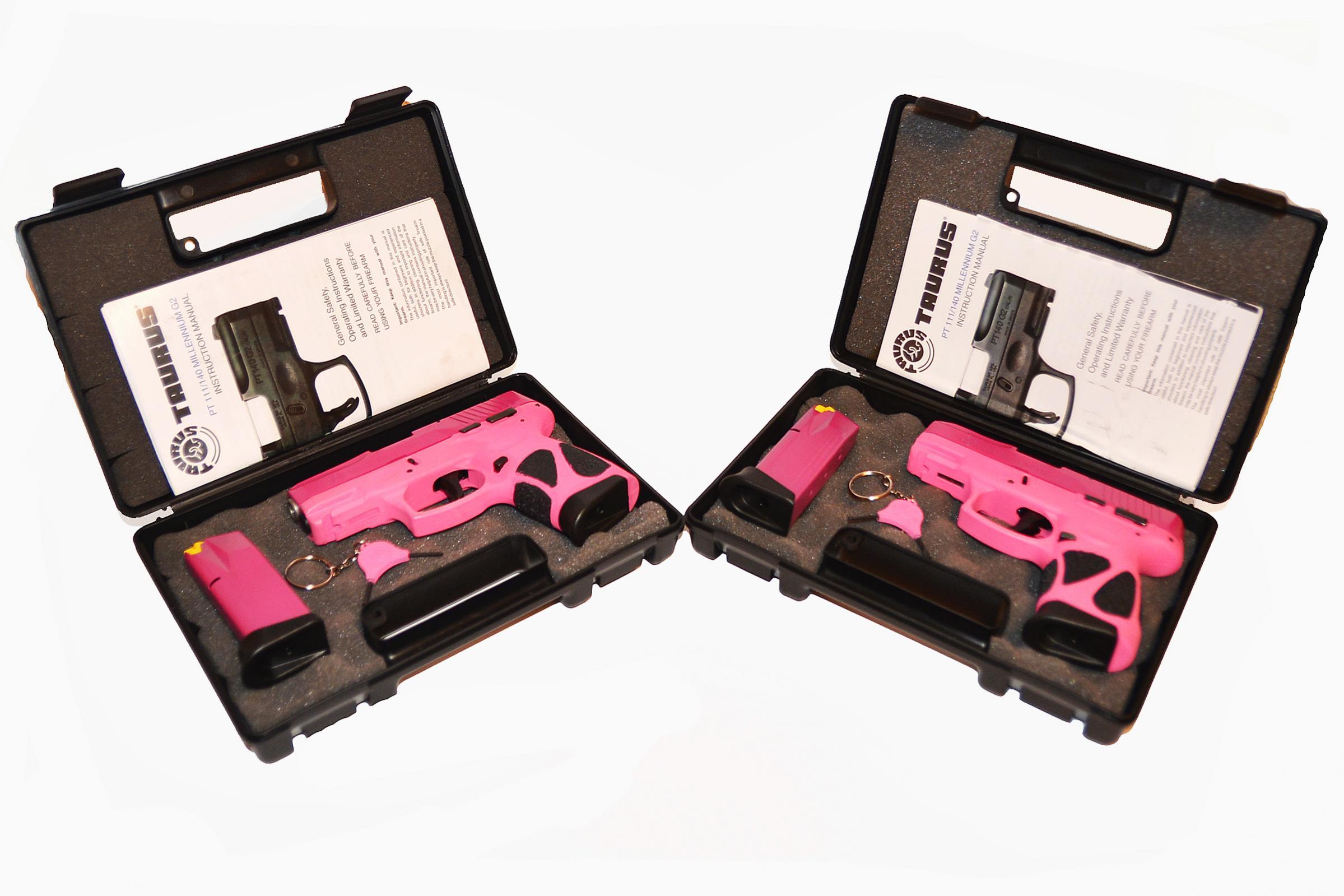 Heres Some Photos Of The Custom Cerakoted Taurus Pt111 Millennium 9mm Schematics G2 Pistols