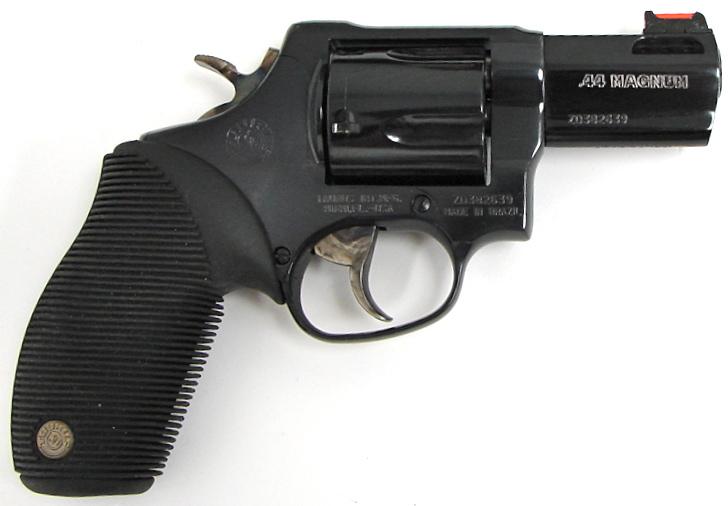 44mag snubbie44 Magnum Snub Nose Revolver