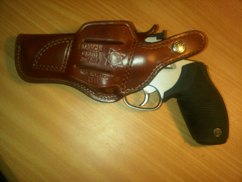 taurus tracker 627 revolvers holsters holster leather bianchi