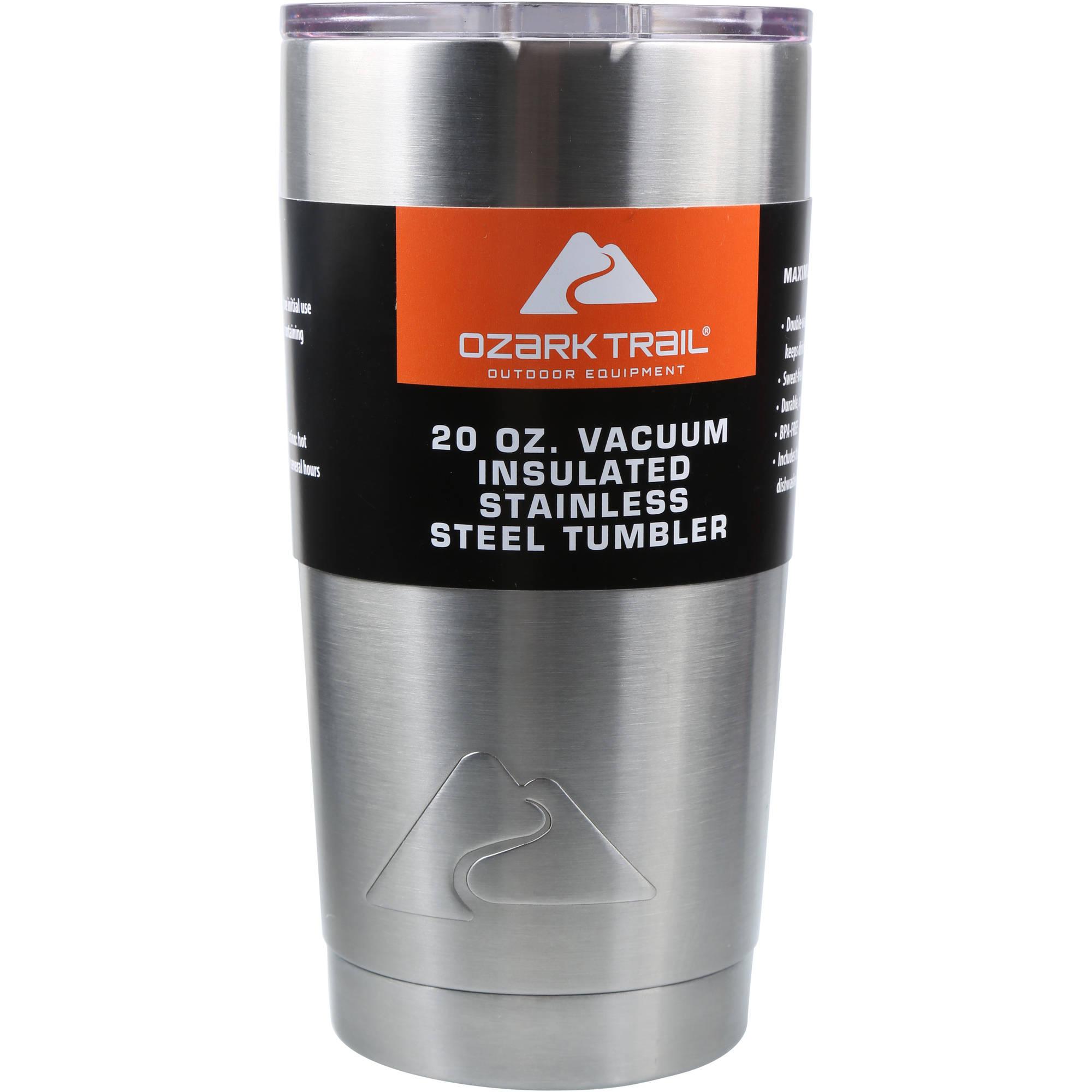 Insulated Steel Tumbler