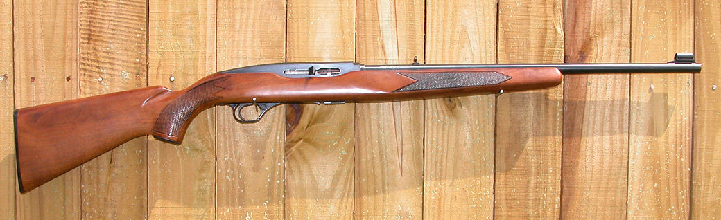 anyone have a winchester model 100 in 308