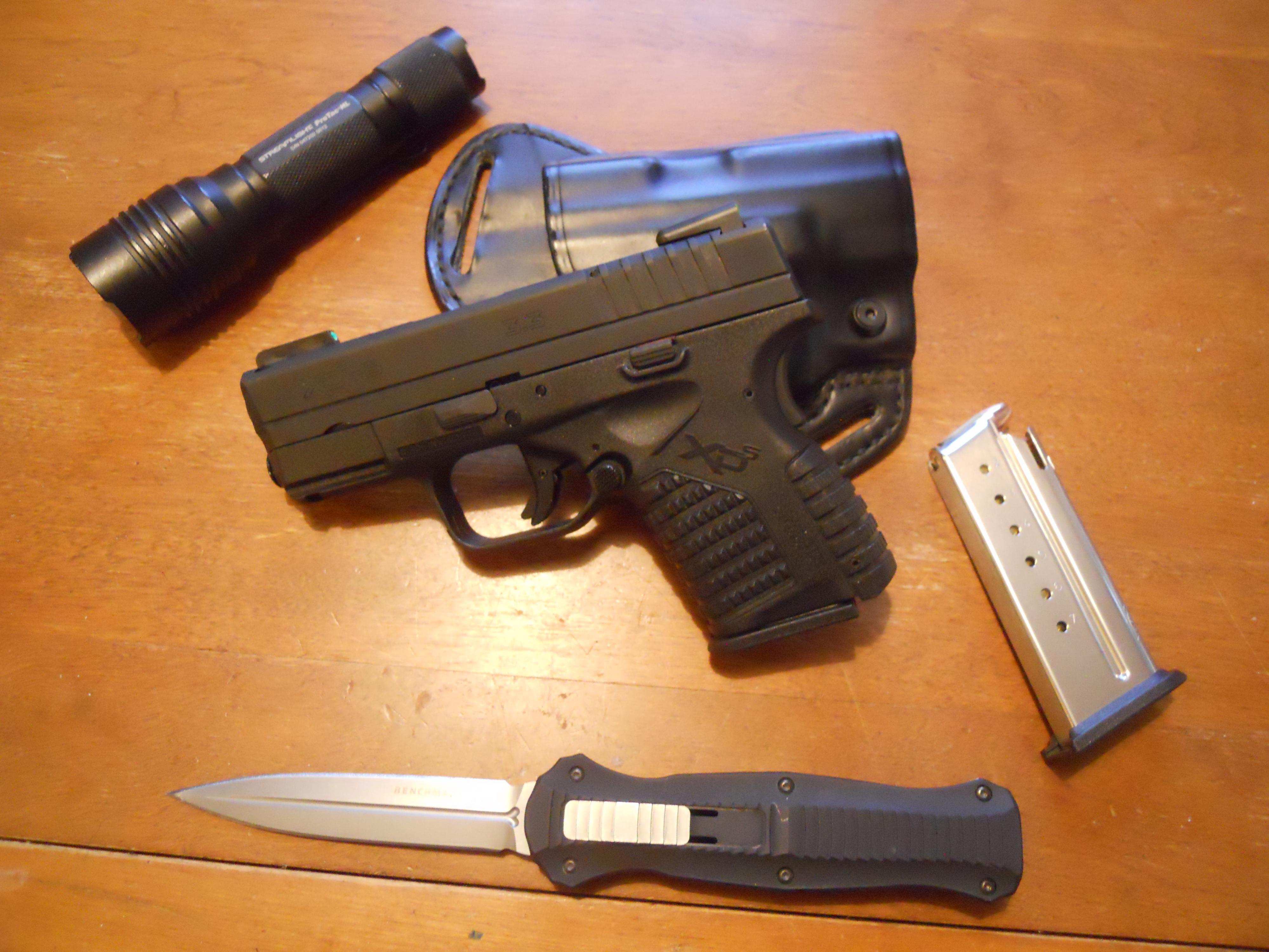 Another Concealed Carry Pistol (XDs9)