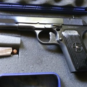 Romanian Tokarev TTC Left