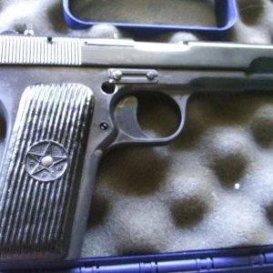 Romanian Tokarev TTC Right