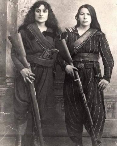 Armenian snipers