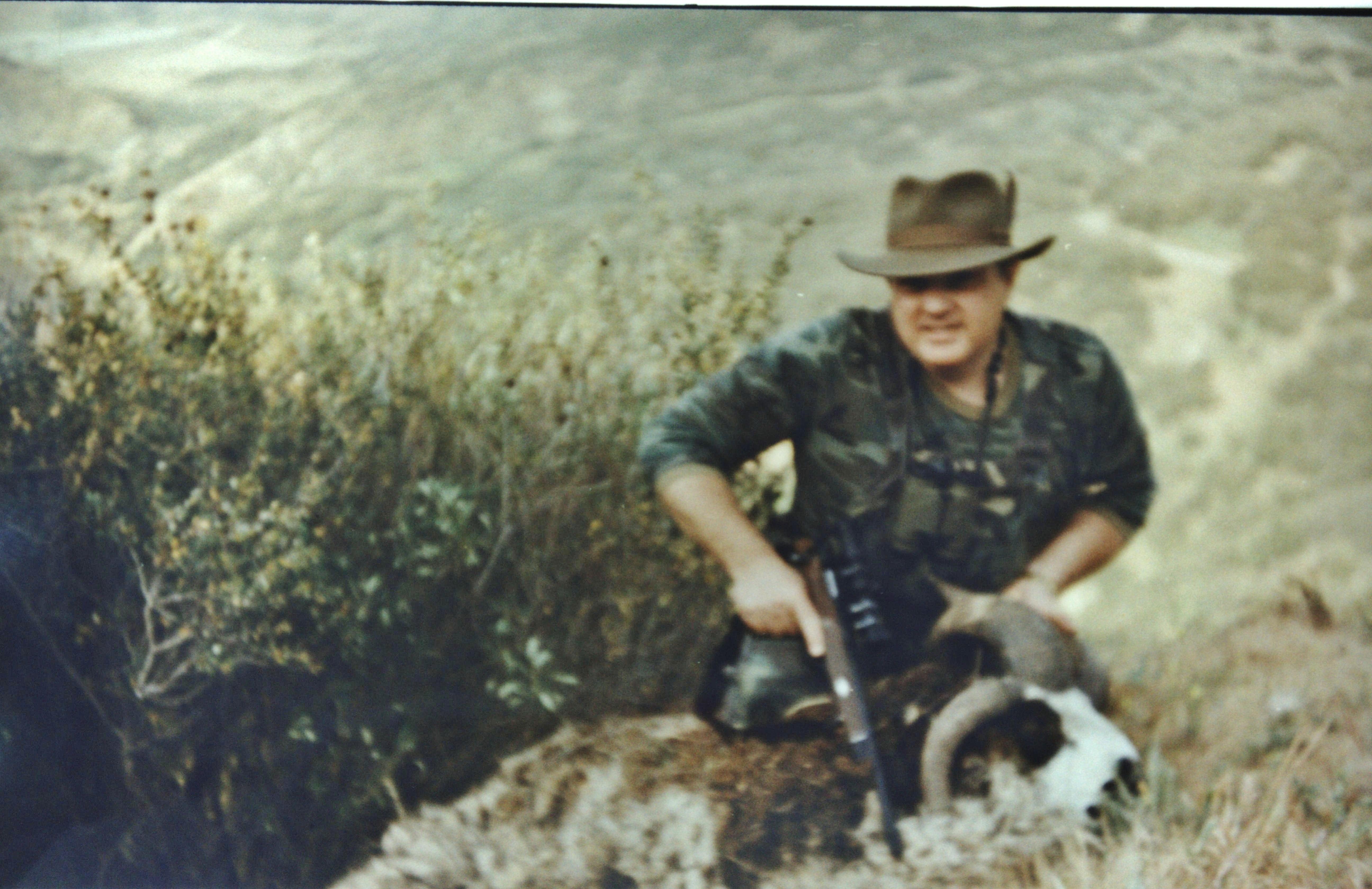 Top Ten Four Horn Sheep taken with XP-100 in .35 Remington